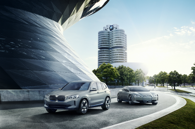 Auto China 2018'de BMW ve Yenilikler